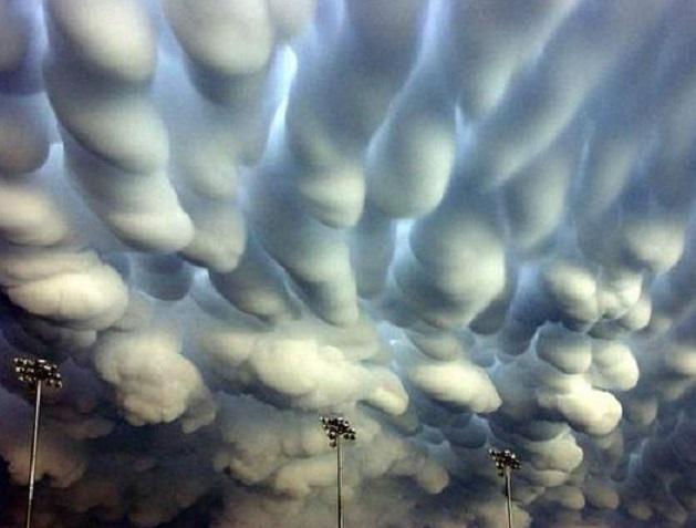 Undulatus Asperatus – a félelmetes felhő
