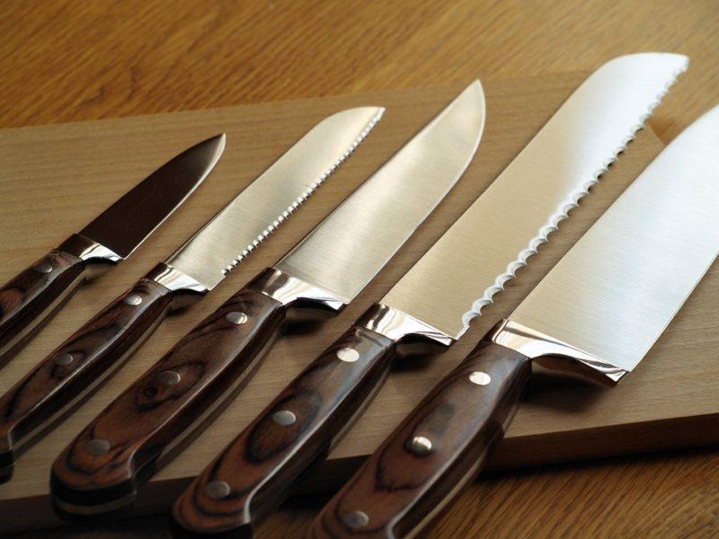 Nem csak a szakácsoknak fontos a kés
