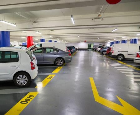 Így parkolhat a Budapest Airport közelében!