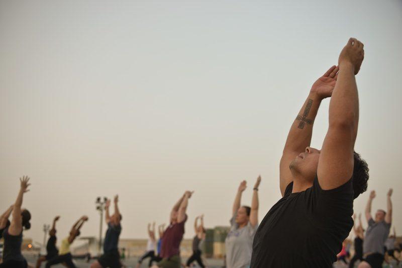 Az Aviva torna stresszes vállalkozó férfiaknak is tud segíteni